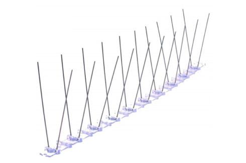 Soluciones control de plagas de palomas ratones insectos - Pinchos para palomas ...